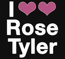 I love Rose Tyler by ashden