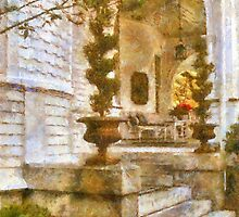 Charleston Porch - Lowcountry Comfortable by JHRphotoART