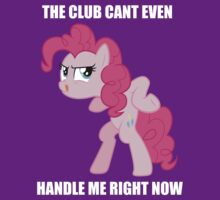 Club Can't Even Handle Pinkie by Warhead955