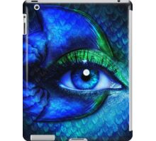 Mermaid Stare iPad Case/Skin