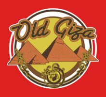 Old Giza (White Border) by GritFX