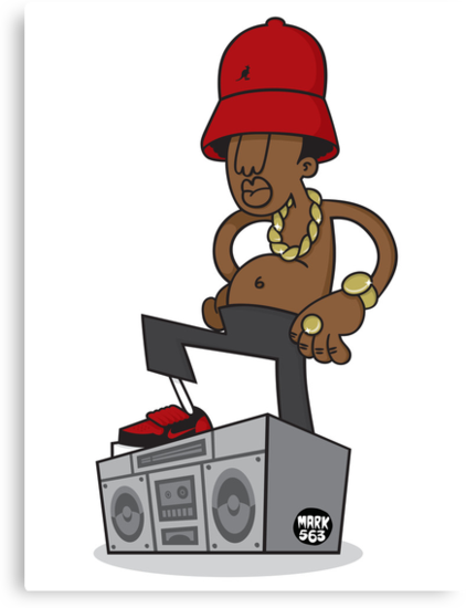 Evolution Of The B-Boy - LL Cool J by Mark563