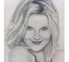 Drew Barrymore by eworxs