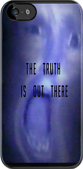 "The X-Files ""The Truth Is Out There"" by Kanagie"