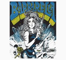 BARBARELLA by BungleThreads