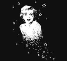 Marilyn in the Stars by HighDesign