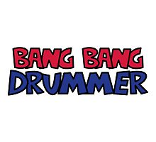 Bang Bang Drummer by chrisbears