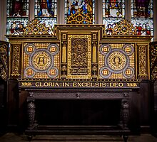 Gloria In Excelsis Deo by Tim Waters