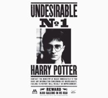 Undesirable No.1 by NeoHarris