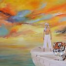 Life of Pi by Mike Paget