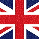 United Kingdom Flag by CaseBase