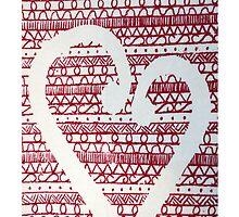 maori heart by LaurenBeth