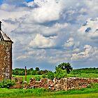 Rural Ruin by EBArt