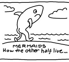 Mermaids - how the other half live by mouseman