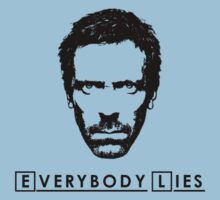 House - Everybody lies by r3ddi70r