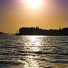 Sunset Over Venice by daphsam
