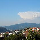 Switzerland landscape by Barberelli