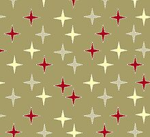 Nautical Stars  by CanoeComsArt