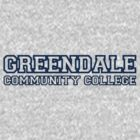 Greendale community college by r3ddi70r
