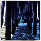 Oceanside Pier from the Opposite Side by photosbyamy