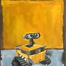 Wall-E by Renee Bolinger