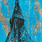 TOKYO TOWER. by BIG-DAVE