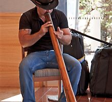 Didgeridoo Welcome by phil decocco