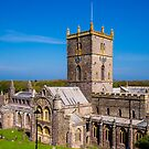 St Davids Cathedral by mlphoto