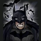 Beware the Batman by Cosmodious