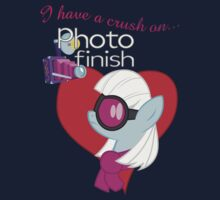 I have a crush on... Photo Finish - with text by Stinkehund