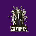 i-Zombie by JackBQuick