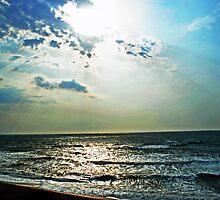 Chesil Beach by Jessica Warren