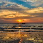 Two Suns in the Sunset by Neta Bartal