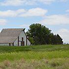 Rural Country Barn by RenieRutten
