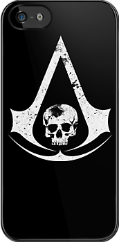 Skull Insignia (Assassins Creed 4) by Bob Buel