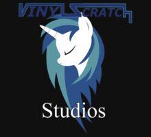Vinyl Scratch Studios by Steven Hoag