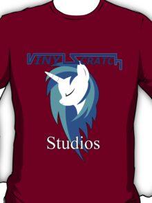 Vinyl Scratch Studios T-Shirt