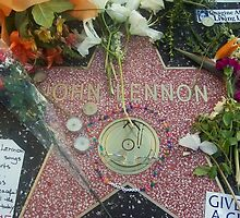 John Lennon - Hollywood Star by fynesmith