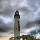 The Point Lonsdale Light  by Larry Lingard/Davis
