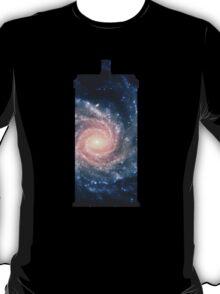 Tardis Galaxy - Doctor Who T-Shirt