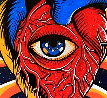 iPhone Case - the eye again by fenjay