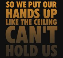 Can't Hold Us  by Barbo