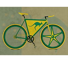 Australia Bike Photographic Print