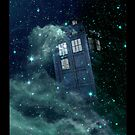 Disappearing Tardis by Charliejoe24