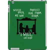 I Will {The Unbreakable Vow} 3 iPad Case/Skin