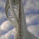 Spinnaker Tower by lezvee