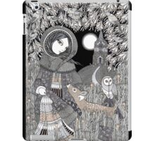 Rashiecoats iPad Case/Skin