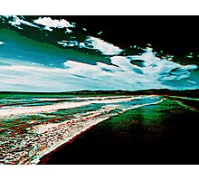 The Tides They Are A Changing (Global Warming) Photographic Print