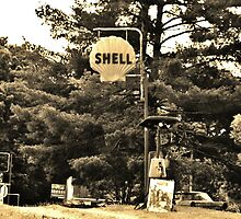 """Dilapidated """"Shell"""" by Eileen Brymer"""