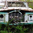 Old GMC Truck by WildestArt